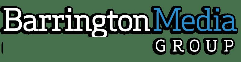 Barrington media group logo