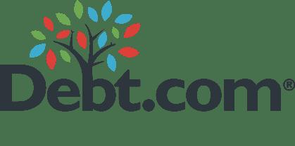Debt com logo